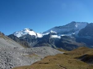 Col de la Grassaz Grande Casse Grande Motte