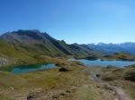 Lacs Verdet et Cornu / 5 lacs