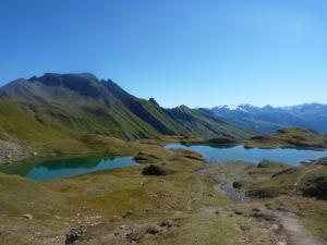 Lacs Verdet et Cornu