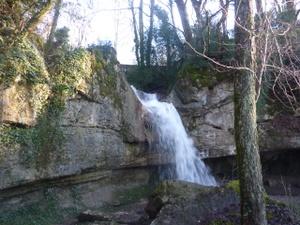 Cascades de Jacob Bellecombette