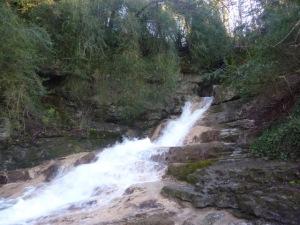 Petite cascade de Jacob Bellecombette