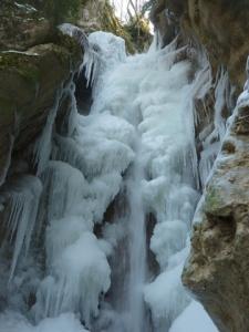 Grande cascade jacob glace