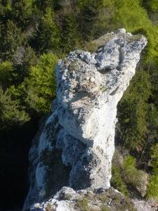Aiguille au pied du Corbeley