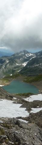 1 Col du Grand Fond Lac de Presset b