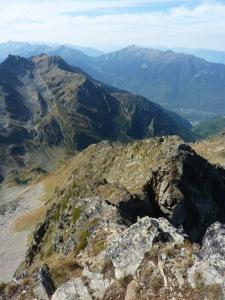 960 Arete Ouest du Grand Mont b