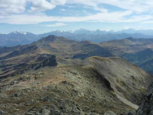 985 Grand Mont vue sur le Cret du Rey b