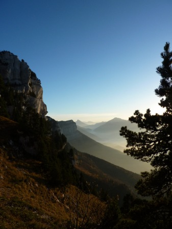 090 Mont Granier vue sur la Chartreuse b