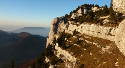 093 Mont Granier barres rocheuses  b2