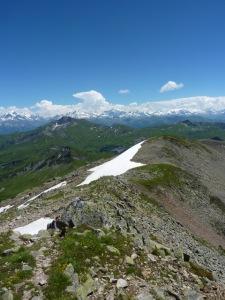Arête Sud du Grand Mont