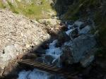 Pont sur le ruisseau du Mirantin