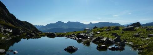 Lac du chalet du Lac