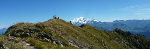 Sommet du Mont Mirantin